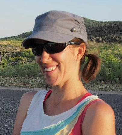 Stephanie Earls, new Librarian of the Washington Division of Geology and Earth Resources.