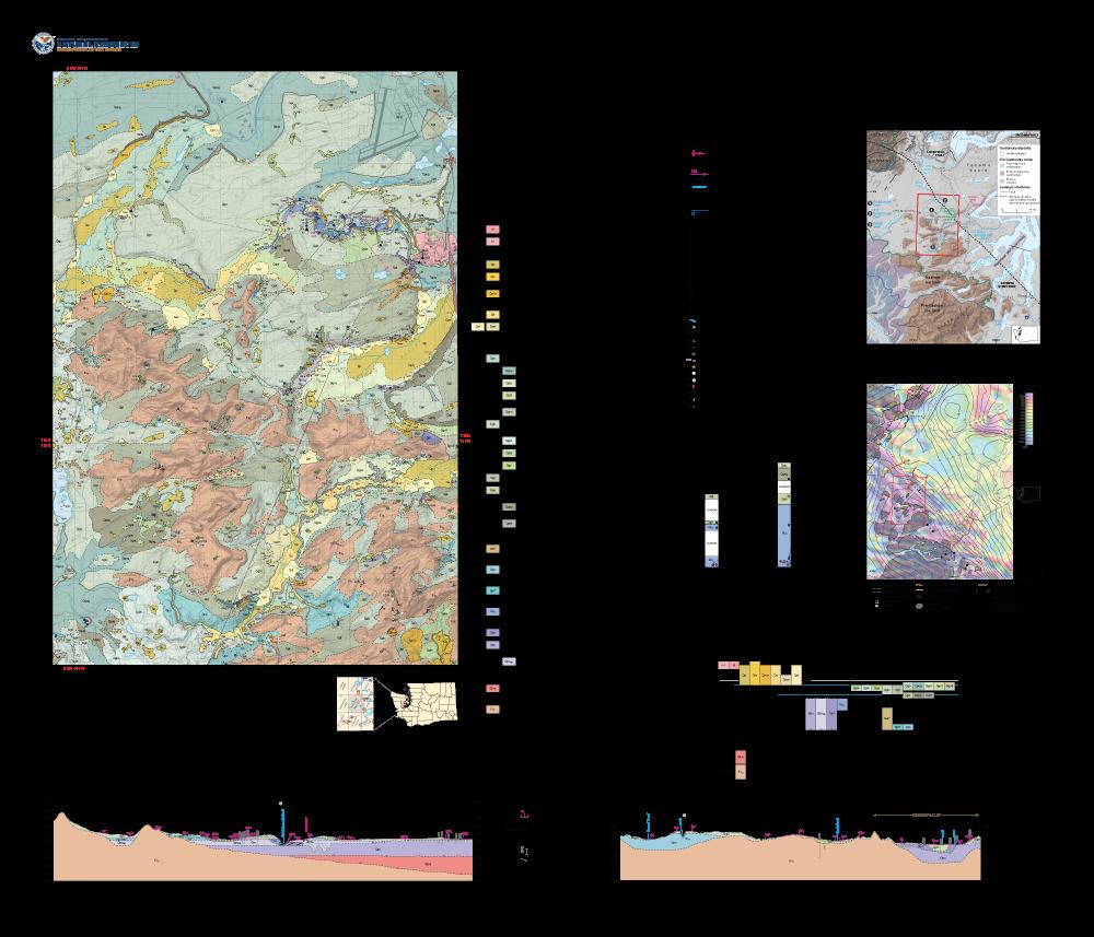 Newly Published Washington State Geology News